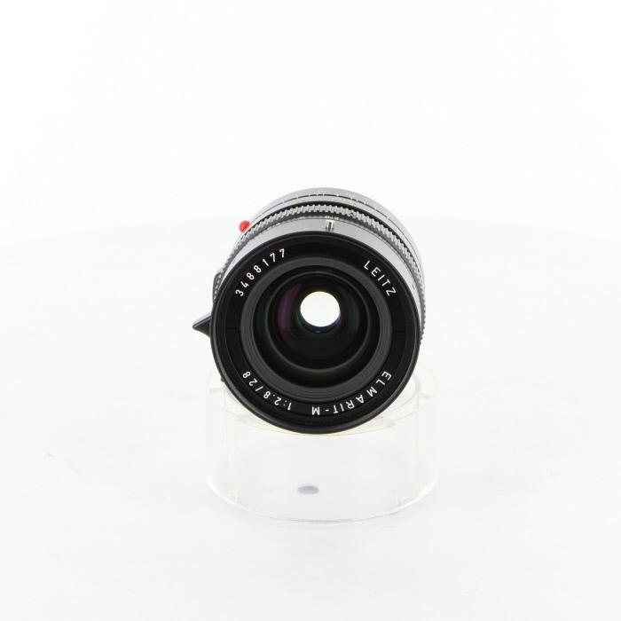 【中古】【B】 (ライカ) Leica エルマリート M28mm F2.8 (E49) ※3rd【中古レンズ レンジファインダー用レンズ】 ランク:B