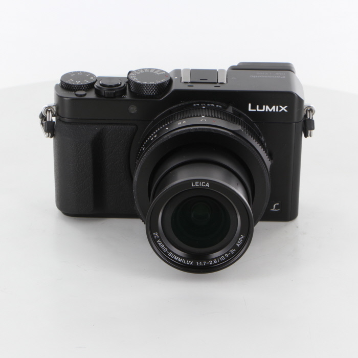 【中古】 (パナソニック) Panasonic DMC-LX100 ブラック【中古カメラ コンパクトデジカメ】