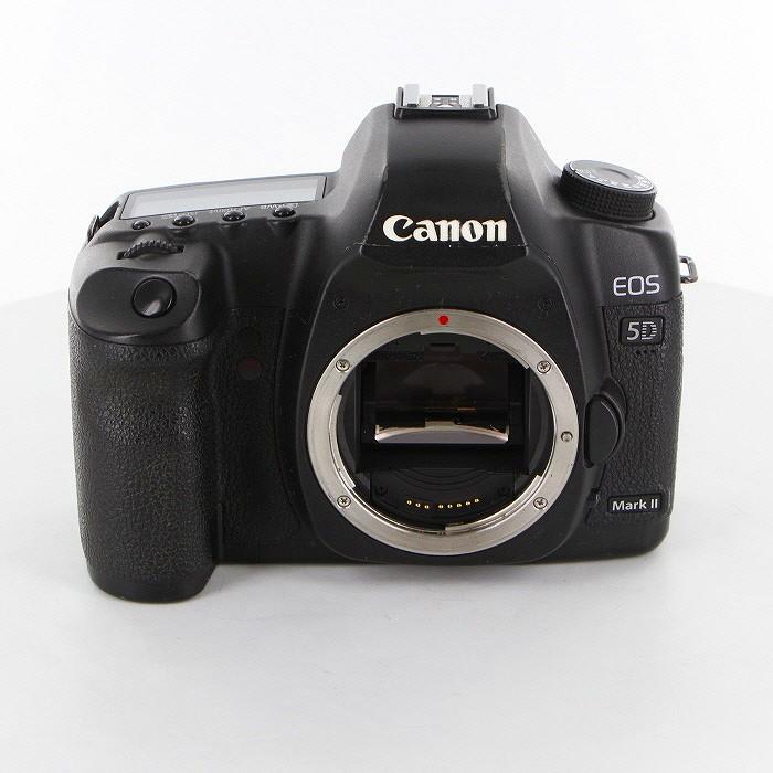 【中古】【B】 (キヤノン) Canon EOS5DMarkII ボディ【中古カメラ デジタル一眼】 ランク:B