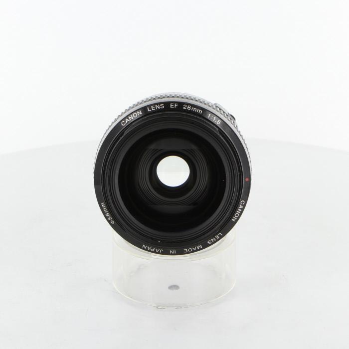 【中古】【B】 (キヤノン) Canon EF28/1.8 USM【中古レンズ AFレンズ】 ランク:B