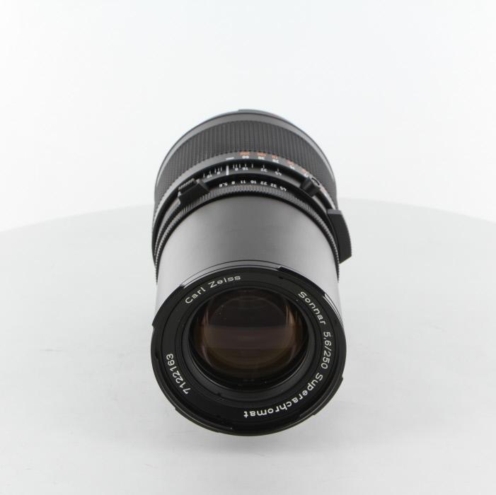 【中古】 (ハッセルブラッド) HASSELBLAD ゾナーCF 250/5.6 SuperAcromat【中古レンズ 中大型レンズ】 ランク:C