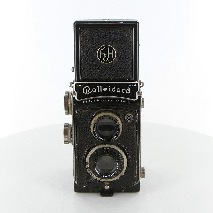 ラウンド  【中古】 (ローライ) Rollei ローライコードIIa【中古カメラ 中判カメラ】 ランク:C, 上品な c4a61521