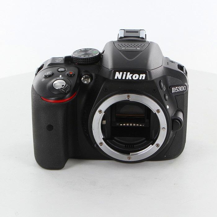 【中古】 (ニコン) Nikon D5300 ボディ【中古カメラ デジタル一眼】 ランク:B
