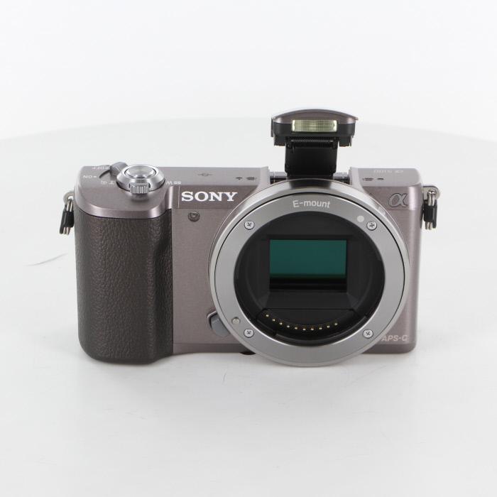 【中古】 (ソニー) SONY α5100 ILCE-5100 ブラウン【中古カメラ デジタル一眼】 ランク:AB