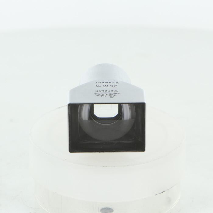 【中古】 (ライカ) Leica 35ビューファインダー SBLOO【中古アクセサリー ファインダー】 ランク:AB