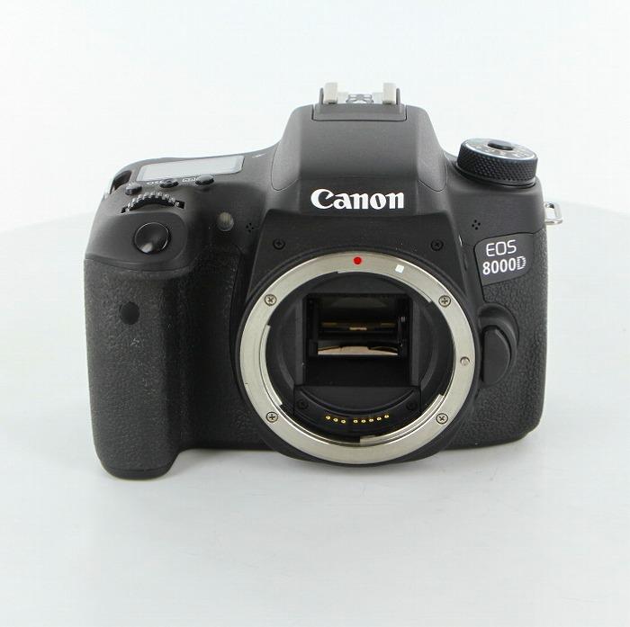 【中古】 (キヤノン) Canon EOS 8000D ボディ【中古カメラ デジタル一眼】 ランク:B