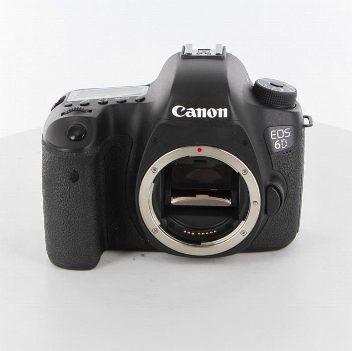 【中古】 (キヤノン) Canon EOS 6D ボディ【中古カメラ デジタル一眼】 ランク:B