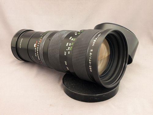 【中古】【C】 (ハッセルブラッド) HASSELBLAD バリオゴン C 140-280/5.6【中古レンズ 中大型レンズ】 ランク:C