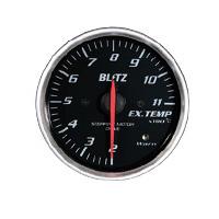 【割引クーポン配布中!】BLITZ/ブリッツ レーシングメーターSD 排気温度計