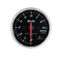 【割引クーポン配布中!】BLITZ/ブリッツ レーシングメーターSD タコメーター