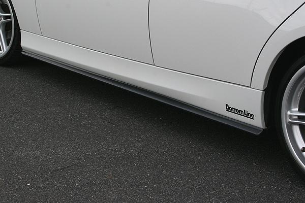 【スーパーセール!全品2倍以上&特別クーポン!】ChargeSpeed/チャージスピ-ド サイドボトムライン BMW 3シリーズ E90 前期 FRP製