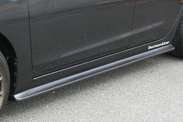 【スーパーセール!全品2倍以上&特別クーポン!】ChargeSpeed/チャージスピ-ド サイドボトムライン インプレッサG4 GJ2~7 A~C型 純正サイドステップ非装着車用 カーボン製