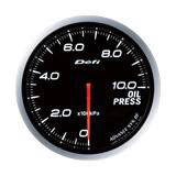 【割引クーポン配布中!】Defi/デフィ ADVANCE BF(アドバンスBF) 油圧計/60φ