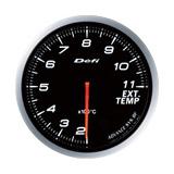 【マラソン期間中!全品2倍以上&特別クーポン!】Defi/デフィ ADVANCE BF(アドバンスBF) 排気温度計/60φ