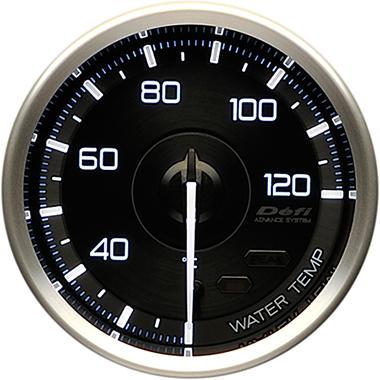 【マラソン期間中!全品2倍以上&特別クーポン!】Defi/デフィ ADVANCE A1 (アドバンスA1) 水温計 商品番号:DF15301