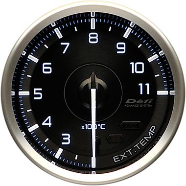 【割引クーポン配布中!】Defi/デフィ ADVANCE A1 (アドバンスA1) 排気温度計 商品番号:DF15401