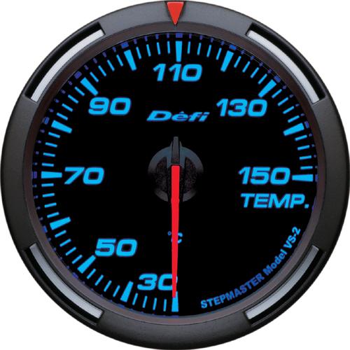 【マラソン期間中!全品2倍以上&特別クーポン!】Defi/デフィ Racer Gauge(レーサーゲージ) 温度計 60φ