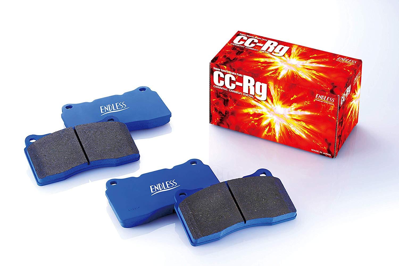 【全品2倍以上&割引クーポン!】ENDLESS/エンドレス ブレーキパッド CC-Rg RCP066 商品番号:RCP066CRG2