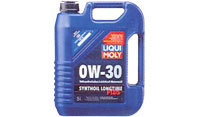 【割引クーポン配布中】LIQUIMOLY/リキモリ エンジンオイル シンセティックロングタイムプラス 0W-30 5L缶