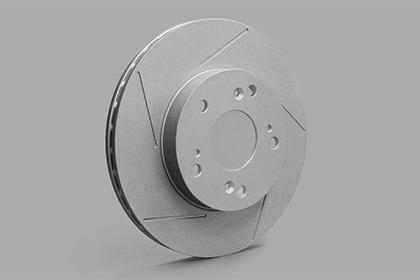 無限/MUGEN ブレーキローター シビック ハッチバック/FK7 フロント用 商品番号:45250-XNCD-K0S0