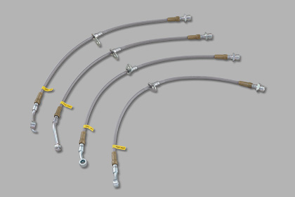 無限/MUGEN ブレーキライン シビック ハッチバック/FK7 商品番号:46400-XNCD-K0S0