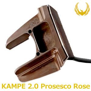 KRONOS GOLF(クロノス ゴルフ) KAMPE 2.0 Prosesco Rose(キャンピー 2.0 プロセッコローズ) パター (日本正規品)【世界数量限定モデル】【限定40本】