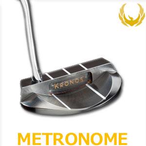 【即納】 KRONOS GOLF(クロノス ゴルフ) METRONOME(メトロノーム) パター (日本正規品)
