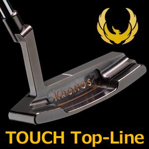 【即納】 KRONOS GOLF(クロノス ゴルフ) TOUCH Top-Line(タッチ・トップライン) パター (日本正規品)