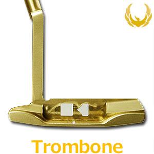 【即納】 KRONOS GOLF(クロノス ゴルフ) Trombone(トロンボーン) パター (日本正規品) 【世界数量限定モデル】