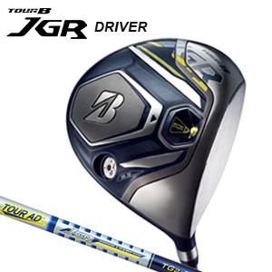 ブリヂストンゴルフ TOUR B JGR ドライバー TOUR AD for JGR TG2-5 カーボンシャフト