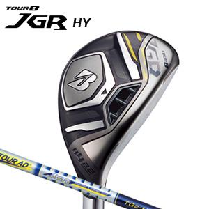 ブリヂストンゴルフ TOUR B JGR HY ユーティリティ TOUR AD for JGR TG2-HY カーボンシャフト