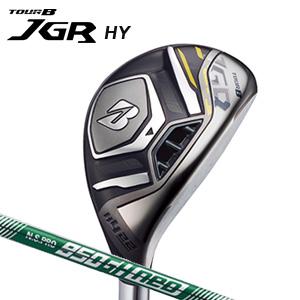 ブリヂストンゴルフ TOUR B JGR HY ユーティリティ N.S.PRO 950GH neo スチールシャフト