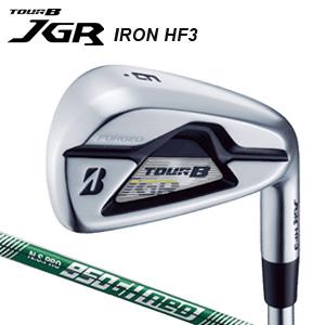 ブリヂストンゴルフ TOUR B JGR HF3 アイアン単品(#5) N.S.PRO 950GH neo スチールシャフト 【受注生産品】
