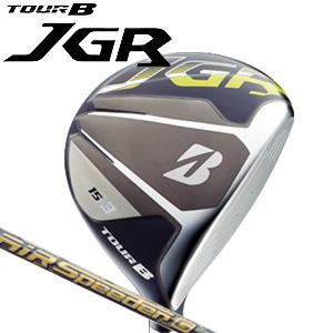 ブリヂストン ゴルフ TOUR B JGR フェアウェイウッド AiR Speeder Gカーボンシャフト