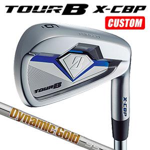 ブリヂストンゴルフ Tour B X-CBP 単品アイアン(#4) Dynamic Gold 95 スチールシャフト(日本正規品)【2018モデル】《カスタムオーダー》 【受注生産】