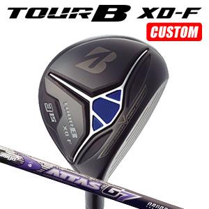 ブリヂストンゴルフ Tour B XD-F XD-F フェアウェイウッド ATTAS G7 ATTAS カーボンシャフト(日本正規品)【2018モデル【受注生産】】《カスタムオーダー》【受注生産】, MDNマドンナ:f545224c --- cgt-tbc.fr