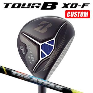 ブリヂストンゴルフ Tour B XD-F フェアウェイウッド The ATTAS カーボンシャフト(日本正規品)【2018モデル】《カスタムオーダー》 【受注生産】