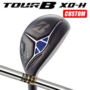 ブリヂストンゴルフ Tour B XD-H ユーティリティ Dynamic Gold スチールシャフト(日本正規品)【2018モデル】《カスタムオーダー》 【受注生産】