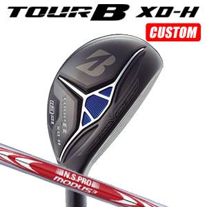 ブリヂストンゴルフ Tour B XD-H ユーティリティ N.S.PRO MODUS3 TOUR105 スチールシャフト(日本正規品)【2018モデル】《カスタムオーダー》 【受注生産】
