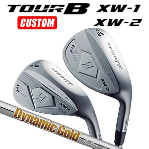 ブリヂストンゴルフ Tour B XW-1/XW-2 ウェッジ Dynamic Gold 105 スチールシャフト(日本正規品)【2018モデル】《カスタムオーダー》 【受注生産】