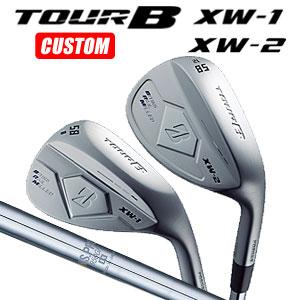 ブリヂストンゴルフ Tour B XW-1/XW-2 ウェッジ N.S.PRO 950GH スチールシャフト(日本正規品)【2018モデル】《カスタムオーダー》 【受注生産】