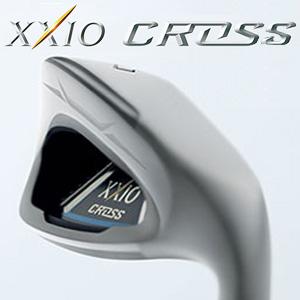 ダンロップ XXIO CROSS (ゼクシオ クロス) 単品アイアン(#5,#6,AW,DW,SW) N.S.PRO 870GH DST for XXIO スチールシャフト