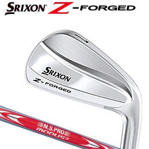 ダンロップ srixon(スリクソン) Z-FORGED アイアン6本セット(#5~9,PW) N.S.PRO MODUS3 TOUR 120 スチールシャフト (日本正規品)
