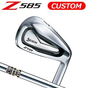 ダンロップ srixon(スリクソン) NEW SRIXON Z85 シリーズ Z 585 アイアン単品(#4,AW,SW) Dynamic Gold DST スチールシャフト (日本正規品)《カスタムオーダー》 【受注生産】