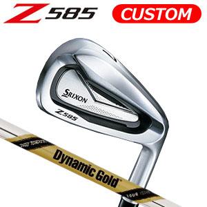 日本最大のブランド ダンロップ Dynamic srixon(スリクソン) NEW SRIXON TOUR Z85 シリーズ【受注生産】 Z 585 アイアン6本セット(#5~9,PW) Dynamic Gold TOUR ISSUE スチールシャフト (日本正規品)《カスタムオーダー》【受注生産】, イトシマグン:9517855b --- totem-info.com