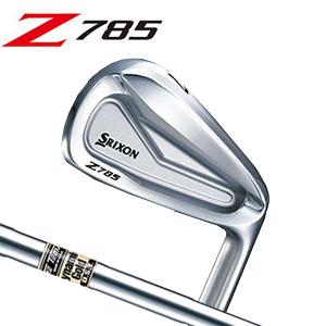 ダンロップ srixon(スリクソン) NEW SRIXON Z85 シリーズ Z785 アイアン6本セット(#5~9,PW) Dynamic Gold スチールシャフト (日本正規品)【受注生産品】