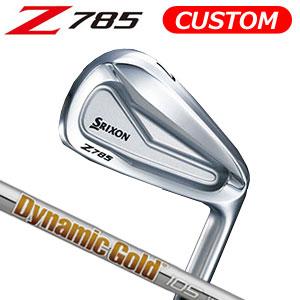 ダンロップ srixon(スリクソン) NEW SRIXON Z85 シリーズ Z 785 アイアン単品(#3,#4,AW,SW) Dynamic Gold 105 スチールシャフト (日本正規品)《カスタムオーダー》 【受注生産】
