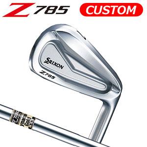 ダンロップ srixon(スリクソン) NEW SRIXON Z85 シリーズ Z 785 アイアン単品(#3,#4,AW,SW) Dynamic Gold DST スチールシャフト (日本正規品)《カスタムオーダー》 【受注生産】