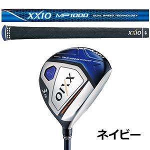 ダンロップ XXIO X (ゼクシオ テン) フェアウェイウッド ゼクシオ MP1000 カーボンシャフト