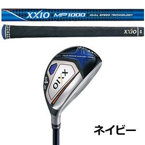ダンロップ XXIO X (ゼクシオ テン) ハイブリッド ゼクシオ MP1000 カーボンシャフト